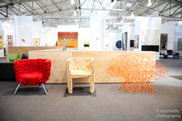 SFC&G lounge curated by arkitektura at artMRKT, SF